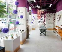 SOHOにあるCBD専門店、The 420店内の様子 - ニューヨークの遊び方