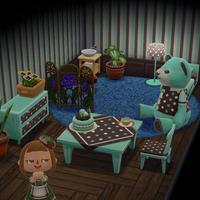 チョコミントなお部屋 - うさまっこブログ