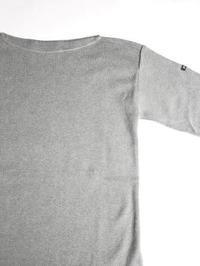 Fileuse d'Arvor バスクシャツ ソリッド - 【Tapir Diary】神戸のセレクトショップ『タピア』のブログです