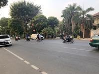 インドネシア生活#3-2コタ・ファタヒラ広場とジャカルタ歴史博物館 - magic hour