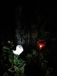 ハロウィンのソーラーガーデンライト - disnote