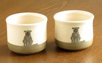 ぽってりやさしい、いぬのスープカップ - ブルーベルの森-ブログ-英国のハンドメイド陶器と雑貨の通販
