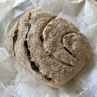ライ麦フルーツパン 1 - はなひかり2