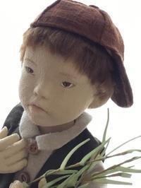 出展作品その5 - 杉本創作人形&ペペにゃん
