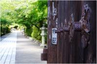 山門の扉 - HIGEMASA's Moody Photo