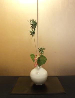 九月尽 - 一茎草花