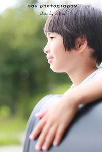 京都から戻りました。 - from自由が丘 ベビー・キッズ・マタニティ・家族の出張撮影、say photography