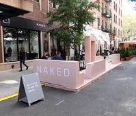 リトルイタリーにあるb8ta的なお店、『ネイキッド』(Naked) - ニューヨークの遊び方