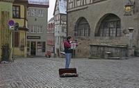 こちらもバイオリン? - ふらりぶらりの旅日記