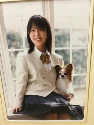 小犬のビスティ - ☆の王女さま Miyu のお手紙