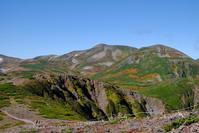 秋の北海道大雪山黒岳の紅葉 - Motorradな日々 2