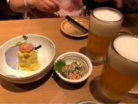 北海道バル海&山形酒菜一@東京グランルーフ - パルシステムのある生活♪