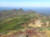 夕張岳1668m~紅葉の展望編2019.09.28 - ひだかの山に癒やされて