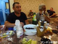 汎アルメニアンゲーム参加者との宴会 - ポンポコ研究所
