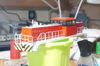 【鉄道模型・HO】HD300のお絵かき ・5 - kazuの日々のエキサイトな企み!