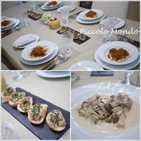 今月のCooking Class-Basic♪ - Romy's Mondo ~料理教室主宰Romyの世界~