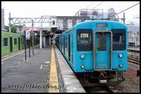 JR西日本和歌山線105系撤退直前の探訪記(9/23・祝) - レンジファインダーな日々