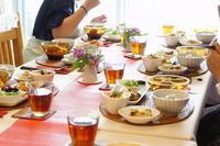 タイアップは中華レッスン -  川崎市のお料理教室 *おいしい table*        家庭で簡単おもてなし♪