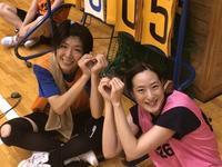 第834Q:19/09/27 - ABBANDONO2009(杉並区高円寺で平日夜活動中の男女混合エンジョイバスケットボールチーム)