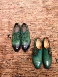10/22(火・祝)明日は定休日です - Shoe Care & Shoe Order 「FANS.浅草本店」M.Mowbray Shop