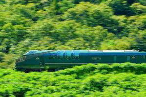 9月25・27日 周遊コース運用の瑞風を撮る - Scenery with Train ~列車のある風景~