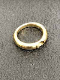 金の指輪をお買取 - 買取専門店 和 店舗ブログ