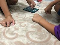 オセロ、面白いなぁ〜 - 枚方市・八幡市 子どもの教室・すべての子どもたちの可能性を親子で感じる能力開発教室Wake(ウェイク)