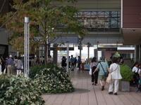 駅構内スナップ - エンジェルの画日記・音楽の散歩道