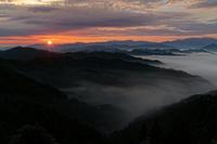 明けの雲海 - katsuのヘタッピ風景