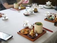 中国茶五種のみ比べ - お茶をどうぞ♪