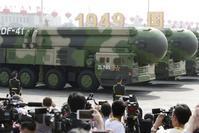 中国建国70周年行事始まる軍事パレードに香港警察を招待 - 渡部あつし