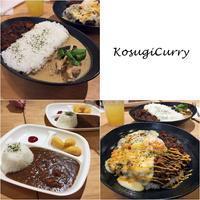 コスギカレー(武蔵小杉)カレー - 小料理屋 花 -器と料理-
