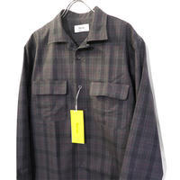 "Riprap ""SEMI OPEN COLLAR SHIRTS"" - the poem clothing store"