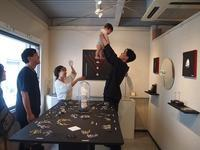 遊び心のあるジュエリー+オブジェ+インスタレーションの融合空間 - アートで輪を繋ぐ美空間Saga