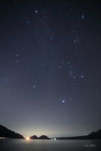 夜空に輝く - SORA PHOTO