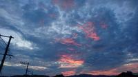 am6:05の朝風景。 - 青い海と空を追いかけて。