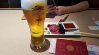 台湾に行ってきたよ!往路飛行機編。 - moon.moon.room/ おうちブログ