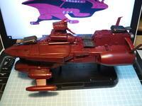 1002 - Hyper weapon models 模型とメカとクリーチャーと……