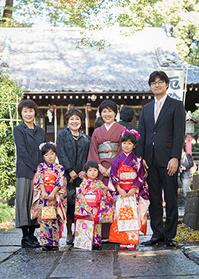 七五三の撮影 - ステージ・発表会写真・家族・記念日の撮影はオンフォトへ☆ongaku photo☆ブログ