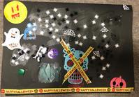 今月のカレンダーは、ハッピーハロウィン! - 枚方市・八幡市 子どもの教室・すべての子どもたちの可能性を親子で感じる能力開発教室Wake(ウェイク)