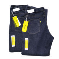 """Riprap  """"TWISTED CREASE JEANS"""" - the poem clothing store"""