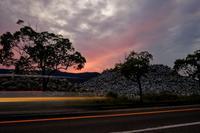 ★石の街の夕暮れ - 一写入魂