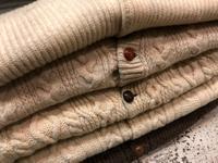 10月5日(土)大阪店、冬物スーペリア入荷!!#3 Fisherman Knit編! Shawl Cardigan & Zip Cardigan!! - magnets vintage clothing コダワリがある大人の為に。