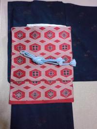 お着物、帯、秋バージョンに。 - 京都嵐山 着物レンタル「遊月」・・・徒然日記