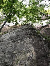 【スクール】 甲府幕岩、小川山 リバーサイド (9月28日、29日) - ちゃおべん丸の徒然登攀日記