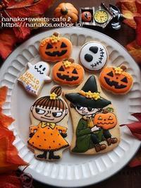 ハロウィンクッキー*リトルミー - nanako*sweets-cafe♪
