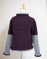 完成です - ふくすけのコネコネ 編み編み てくてく日記