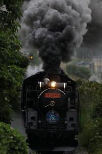 鉛色煙を堪能 - 蒸気屋が贈る日々の写真-exciteVer