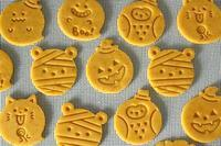 ハロウィンスタンプクッキーが可愛すぎる! - Takacoco Kitchen