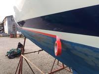 船底塗料 Antifouling アンティフリング - フランス存在日記